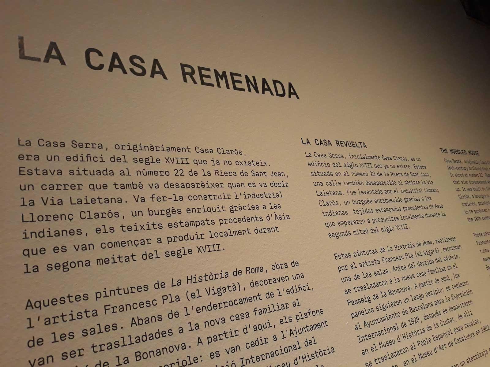 Projecte - El museu dels objectes perduts - museografia - Iuris.doc | Màrqueting de continguts