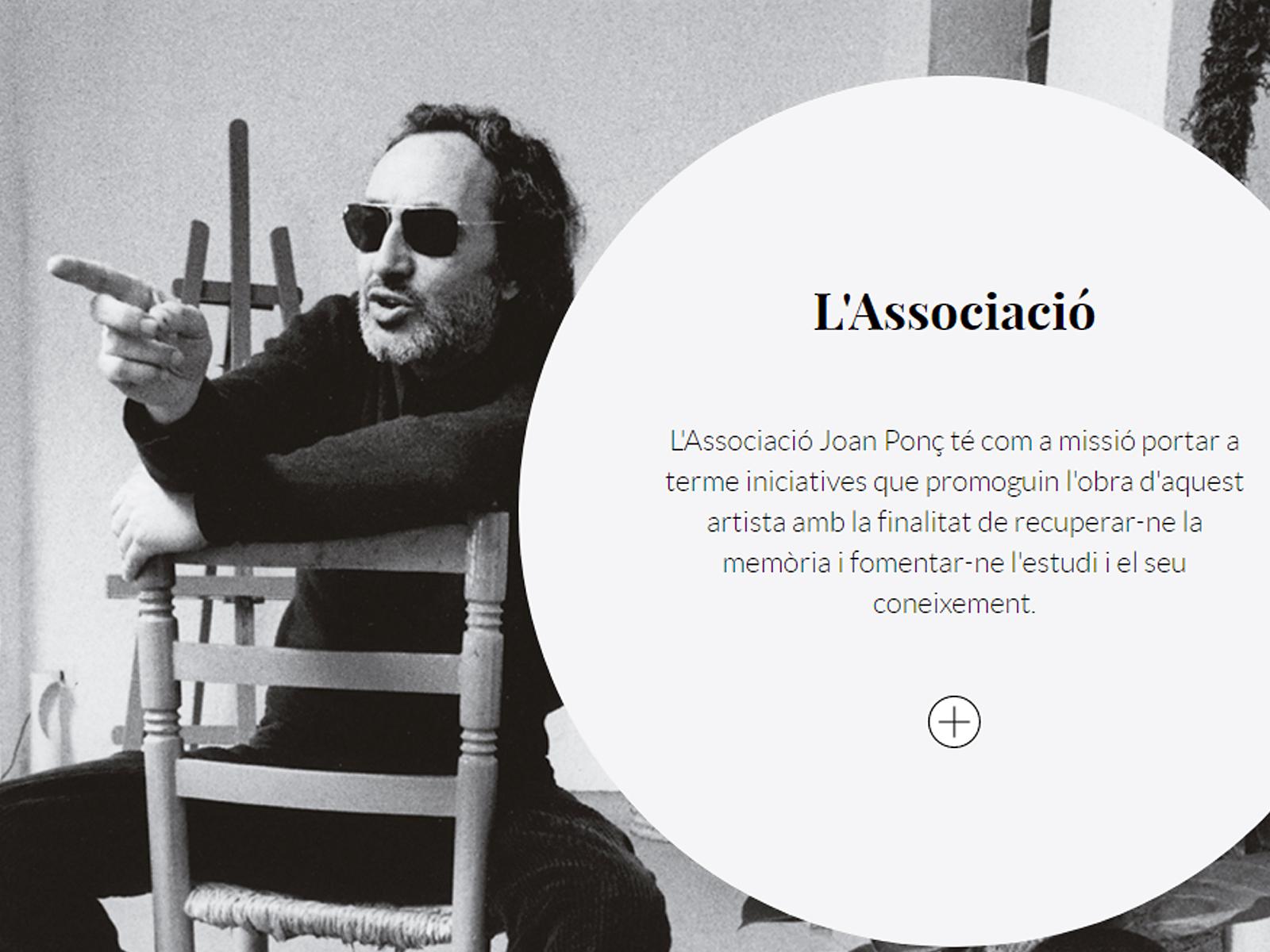 Projecte - web Joan Ponç - Iuris.doc | Marketing de continguts