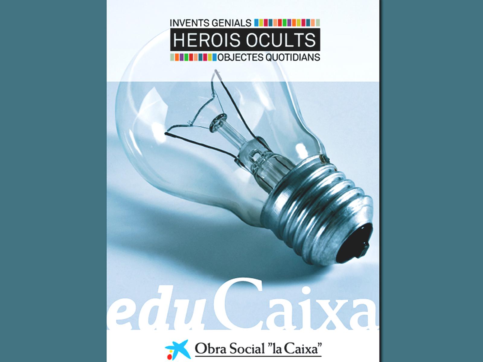 Projecte - Exposició Herois ocults - Iuris.doc | Màrqueting de continguts