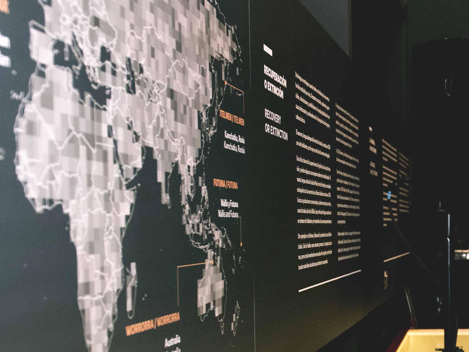 Exposició La Biblia CaixaForum Madrid - Continguts expositius | Iuris.doc - Màrqueting de continguts