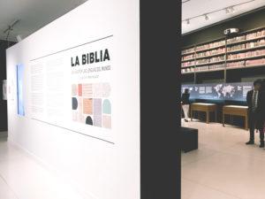 Exposició La Biblia CaixaForum Madrid - Continguts expositus   Iuris.doc - Màrqueting de continguts