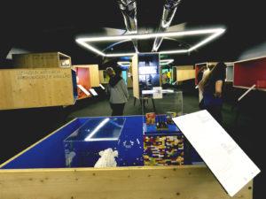 Contenidos museográficos CaixaLab Experience - Iuris.doc | Marketing de contenidos