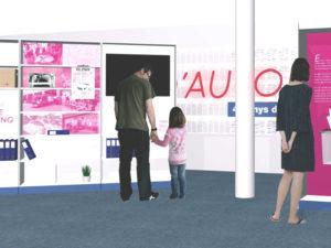 Redacció de projecte museogràfic pel Memorial Democràtic | Iuris.doc – Màrqueting de continguts
