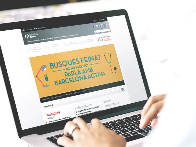 Projecte - Estratègia digital de Barcelona Activa - formació - Iuris.doc | Màrqueting de continguts
