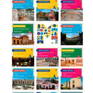 Visites virtuals Dia Internacional dels Museus 2020