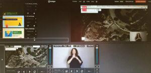 Visites virtuals i streammings en directe