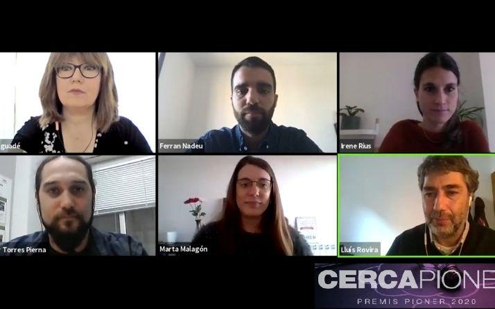 Esdeveniments virtuals i streamming pel Centres de Recerca de Catalunya