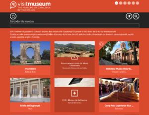 Auditoria accessibilitat web VisitMuseum