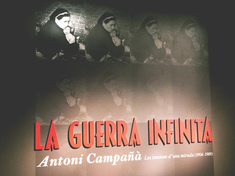 Exposició en línia - Antoni Campañà - MNAC